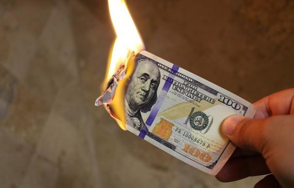 Las nuevas empresas no paran de quemar dinero / Pixabay