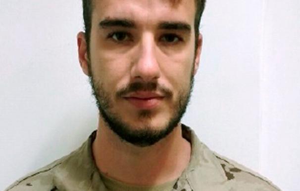 Antonio Carrero Jiménez, militar Infantería de Marina
