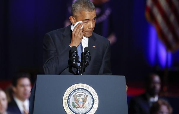 De las lágrimas de Obama a la victoria de Inés Arrimadas el 21-D