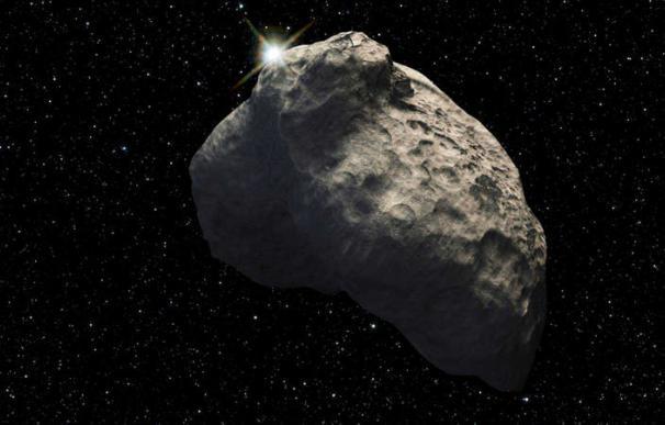 Asteroide 2015 BZ509