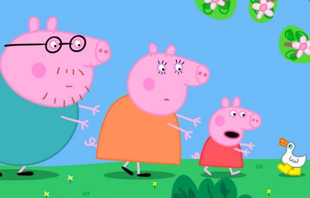 """Peppa Pig llegará a la gran pantalla el 12 de noviembre en """"Peppa Pig. Las botas de oro"""""""