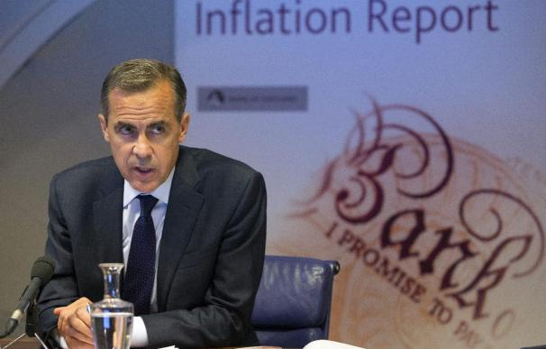 El gobernador del Banco de Inglaterra, el canadiense Mark Carney.
