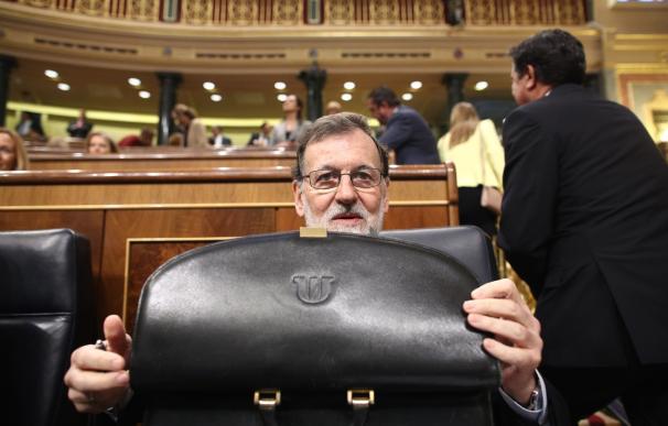 El Congreso aprueba los Presupuestos de Rajoy con apoyo de siete partidos y los remite al Senado