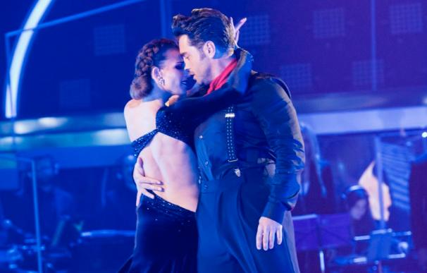 David Bustamante Bailando con las estrellas