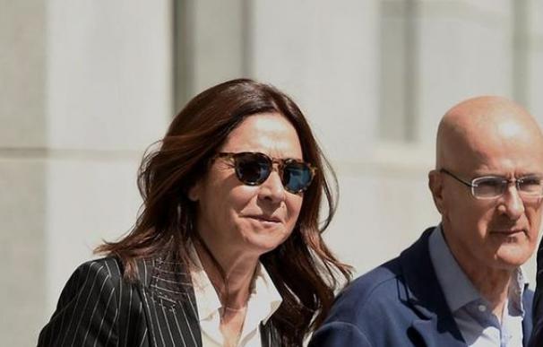 Marisa González cambia la política por el fútbol./EFE