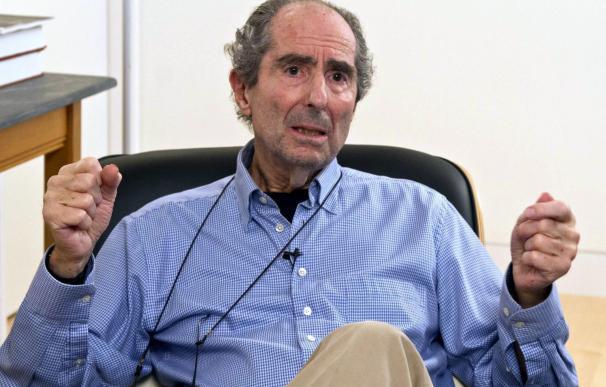 Philip Roth en 2012