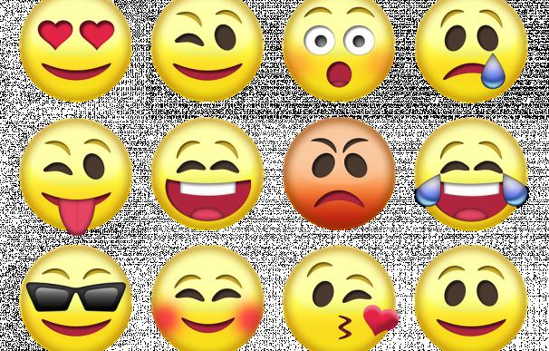 El 25% de los emojis se malinterpretan.