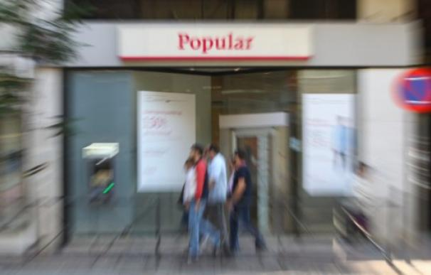 Fotografía Banco Popular
