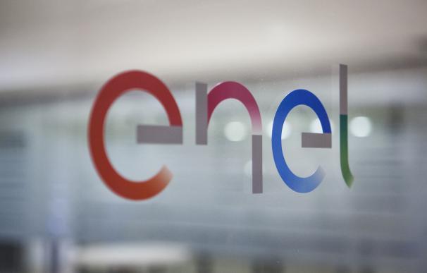 Logotipo de Enel