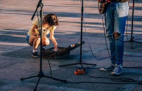 ¿Llevarán los músicos callejeros un TPV? / Pixabay