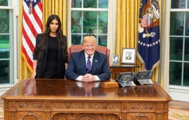 Kardashian y Trump