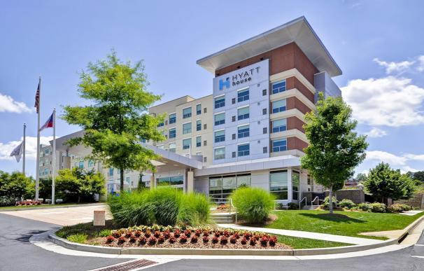 Imagen de un hotel Hyatt.
