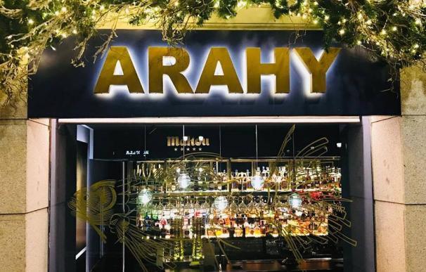 Restaurante Arahy entrada