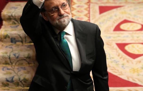 Mariano Rajoy se despide
