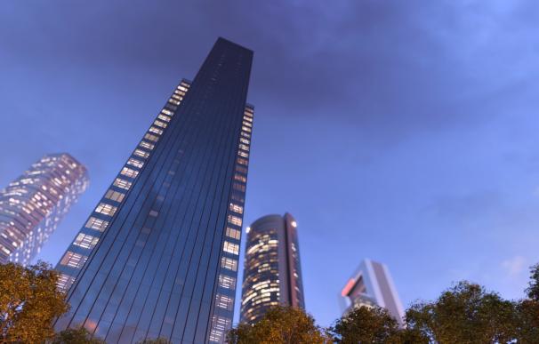 Proyecto 'Caleido', quinta torre del Paseo de la Castellana