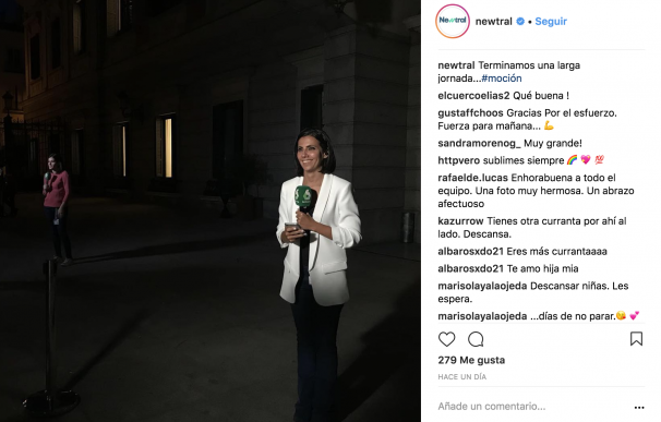 Ana Pastor Instagram
