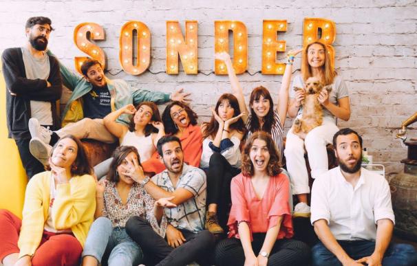 Así son los modelos cotidianos de Sonder