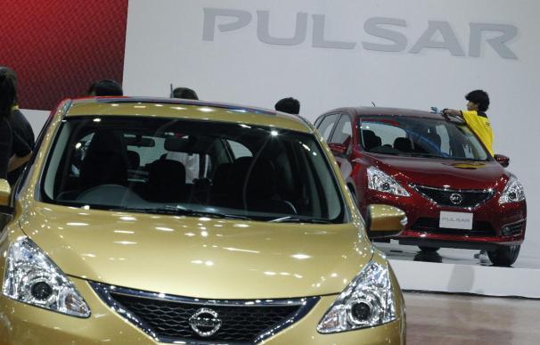 El Nissan Pulsar acerca a la factoría de Barcelona a la plena capacidad
