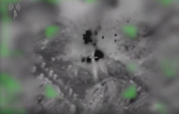 Israel responde con un ataque aéreo a Hamás