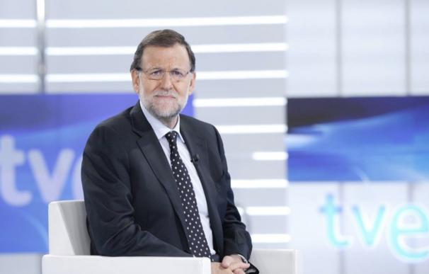 Rajoy en RTVE