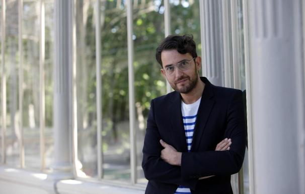 Maxim Huerta, Premio Primavera de Novela 2014 por 'La noche soñada'