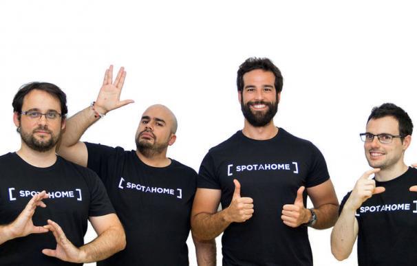 Equipo fundador de Spotahome.