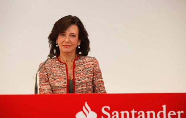 Ana Botín, presidenta de Banco Santander (Foto: Europa Press)