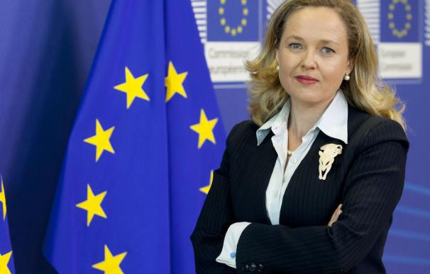 Nadia Calviño ministra de Economia