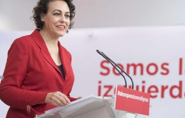 Magdalena Valerio ministra de Trabajo