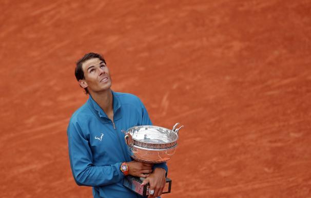 Un Nadal estratosférico hace historia y se lleva ante Thiem su undécimo Roland Garros
