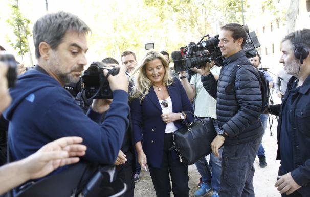 El juez no acuerda medidas cautelares para la abogada López Negrete, en contra del criterio del fiscal