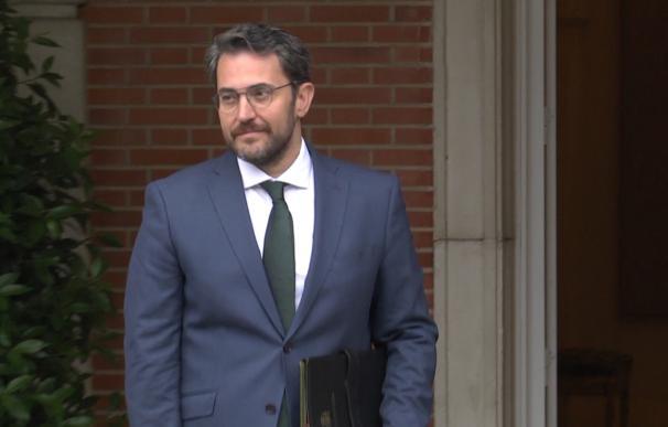 Màxim Huerta fue condenado en 2017 a pagar 243.000 euros por fraude fiscal