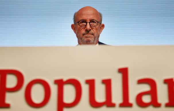 Emilio Saracho, del Banco Popular.