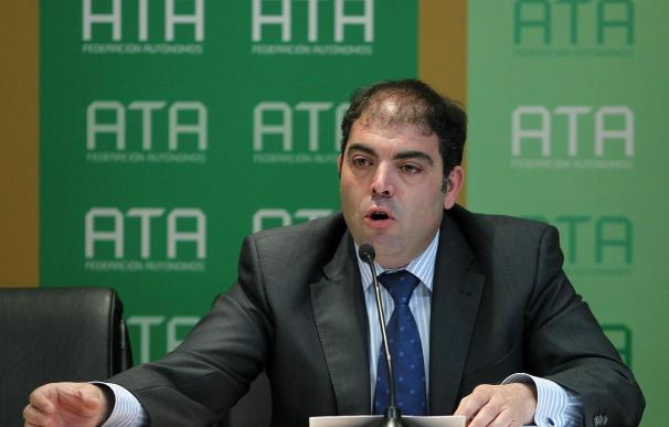 Lorenzo Amor, único candidato a la Presidencia de ATA