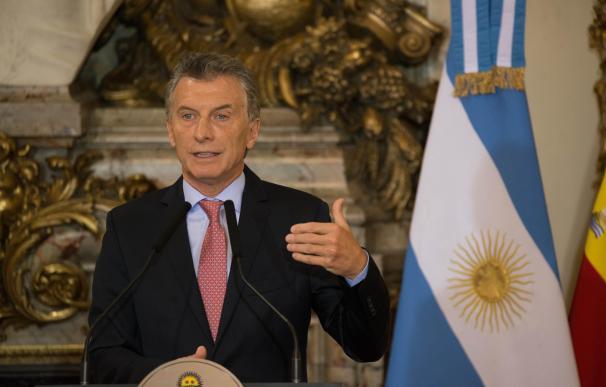 Fotografía Macri, Argentina