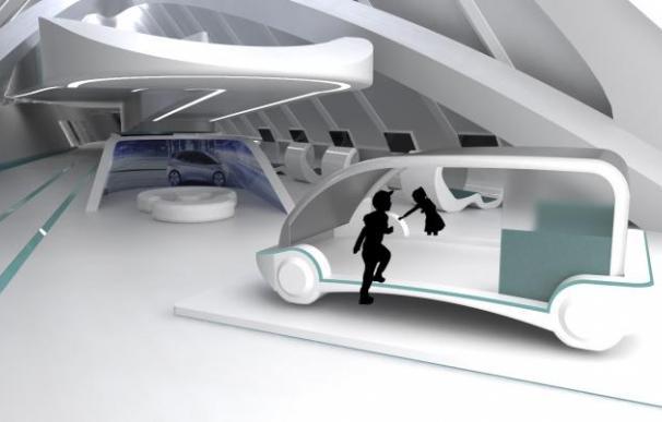 El Pabellón Puente contará con tres espacios que estará listos para 2019.