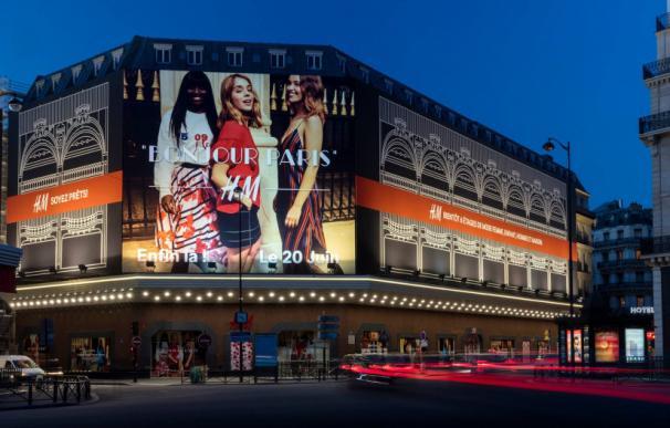 H&M copia la estrategia de Inditex: más 'flagships' para recuperar tirón de ventas