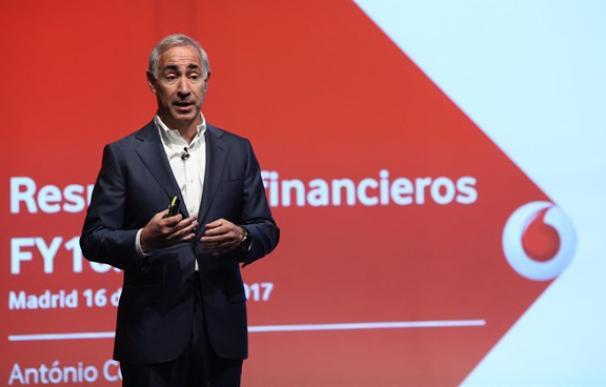 Antonio Coimbra, Vodafone