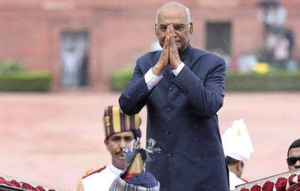 Ram Nath Kovind, presidente de India (EFE)