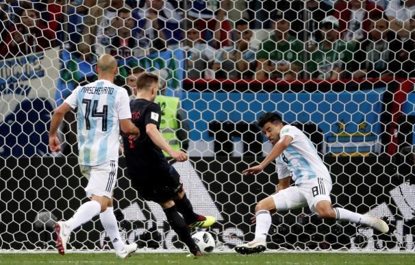 Croacia Argentina
