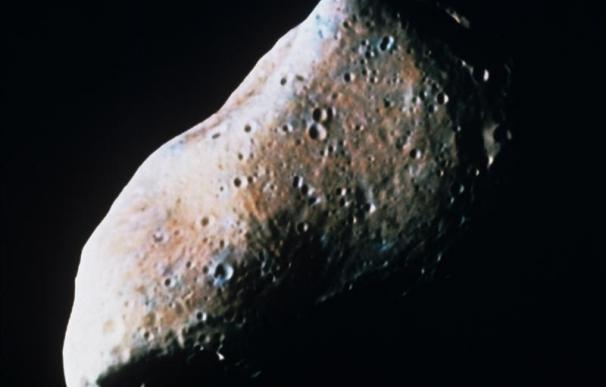 El oro y otros metales preciosos proceden del bombardeo de asteroides, según un estudio
