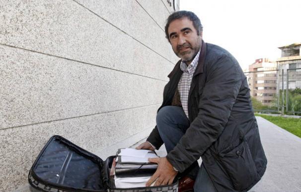 El máximo responsable de la empresa del grupo Las 5 Jotas, José Manuel Costas, en una foto de archivo de 2013. (EFE)