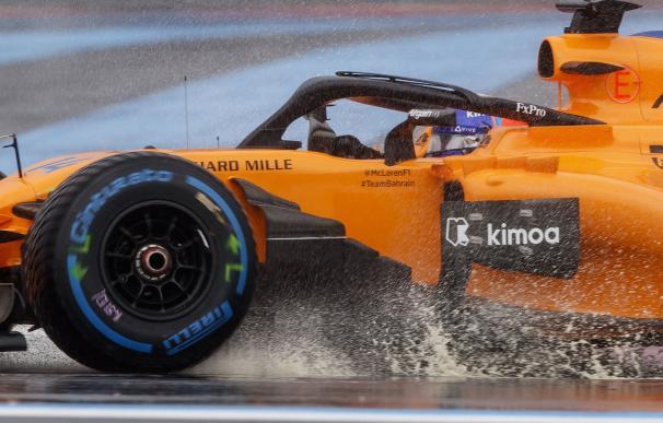 Fernando Alonso vive un calvario en la Fórmula Uno