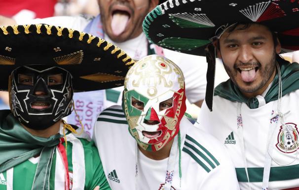 Mexico también ganó en las gradas