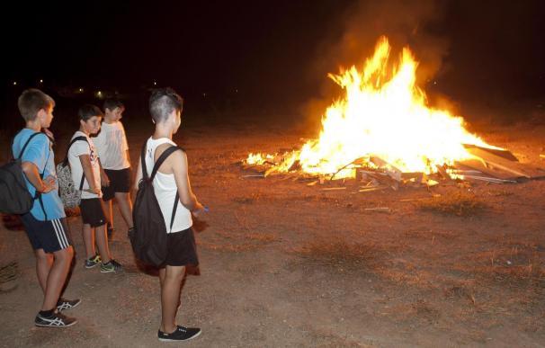 La Xunta y el 061 aconsejan precaución en la noche de San Juan ante el alcohol, la conducción y el fuego de las hogueras