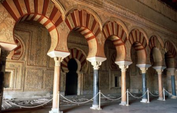 Una imagen de Medina Azahara