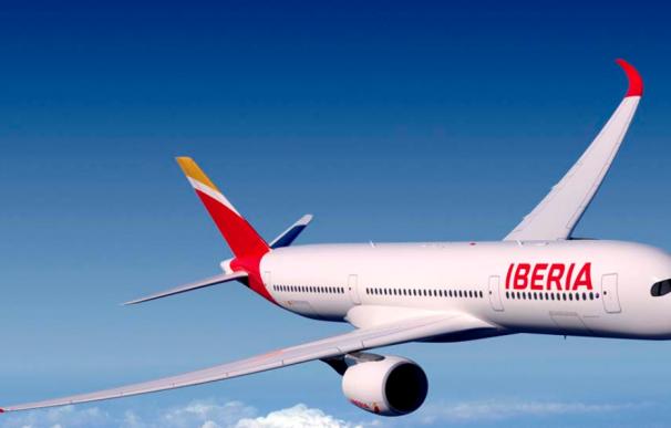A350-900, la nueva joya de Iberia