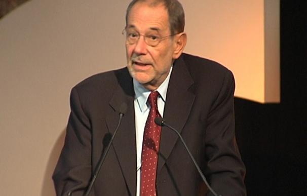 Javier Solana ve necesarios los eurobonos para salir de la crisis