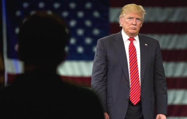 Fotografía Donald Trump