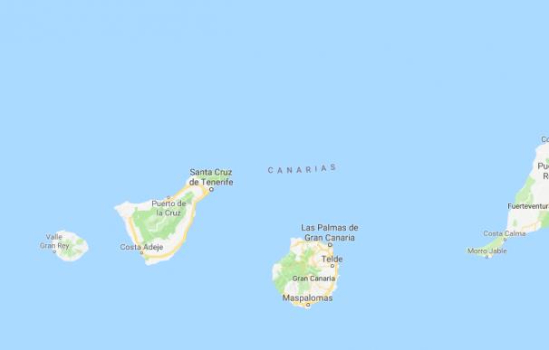 Isla La Graciosa en las Islas Canarias